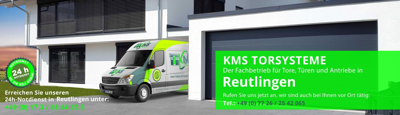 Garagentor Einbauen In Reutlingen Kms Torsysteme